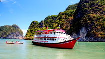 Full-day Phuket Canoeing Tour of Phang Nga Bay and James Bond Island, Phuket, Jet Boats & Speed ...