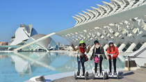City of Arts and Sciences Ninebot by Segway Tour in Valencia, Valencia, Vespa, Scooter & Moped Tours