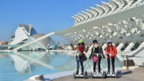 Excursion à la cité des Arts et des Sciences de Ninebot en Segway, Valence, Valencia, Vespa, Scooter & Moped Tours