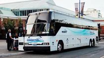 Coach Transfer from Downtown Vancouver Hotels to Downtown Victoria, Vancouver, Bus Services