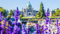Coach Transfer from Vancouver International Airport to Downtown Victoria, Victoria