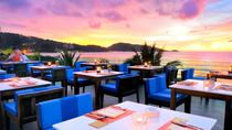 Romantic Thai Food or Seafood Dinner on the Beach Restaurant in Patong, Phuket