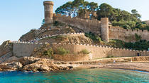 'Legend of the Blue Sea' Filming Locations Tour and Private Castle in Tossa de Mar, Barcelona, ...