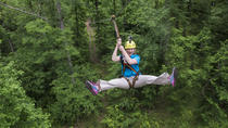 Nashville Zipline Adventure at Fontanel, ナッシュビル