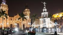 City Tour at Night and Magic Water Circuit, Lima, City Tours