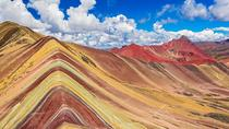 Private Day Tour to Rainbow Mountain, Cusco, 4WD, ATV & Off-Road Tours