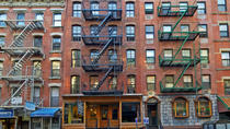 A Disastrous History of Housing the Poor: A Walk of New York's Lower East Side , New York City,...