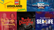 Billet d'attraction Berlin: Madame Tussauds, Donjon, AquaDom & Sea Life, Centre de découverte LEGOLAND, Little Big City, Berlin, Forfaits ville