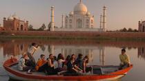 SAME DAY BOAT RIDE VIEW TAJ BY CAR, Agra, Cultural Tours
