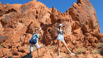 Valley of Fire Hiking and Photography Tour from Las Vegas, Las Vegas, Helicopter Tours