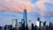 Spaziergang zum World Trade Center 9/11 und Ground Zero, New York City, Wanderungen