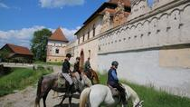 Full-Day Carpathian Horseback Trail Ride near Gheogheni, Targu Mures, Horseback Riding