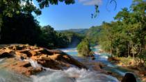 Day Trip to Agua Azul Waterfals and Palenque from San Cristobal , San Cristóbal de las Casas,...