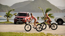 St Lucia Coastal Bike Tour to Pigeon Island, St Lucia, Bike & Mountain Bike Tours
