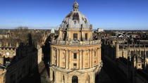 Oxford Walking Tour Including Christ Church College, Oxford, Movie & TV Tours