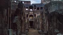 Colosseum Special Areas: Self-Guided Underground & Guided Panoramic Top Tiers, Rome, Self-guided ...