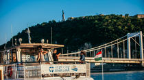 Beer and Cruise Budapest with 24 Hour Ticket and 2 Drinks Included, Budapest, Beer & Brewery Tours