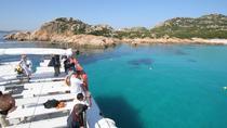 Boat Trip to La Maddalena Archipelago from Santa Teresa di Gallura, Olbia, Day Cruises
