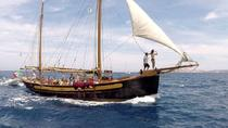La Maddalena Archipelago in Vintage Sailboat with Lunch onboard, Olbia, Day Cruises