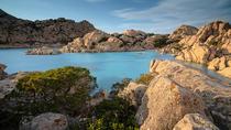 Motor Yacht Cruise to Caprera, Cala Coticcio from Baia Sardinia & Cannigione, Olbia, Day Cruises