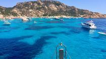 Motor Yacht Cruise to La Maddalena Archipelago from Baia Sardinia & Cannigione, Olbia, Day Cruises