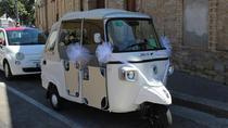 Tuk Tuk tour in Cagliari city, Flamingo spotting and Castle of San Michele, Cagliari, Attraction ...