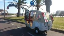 Tuk Tuk tour in the centre of Cagliari 4 districts and flamingo spotting, Cagliari, Tuk Tuk Tours
