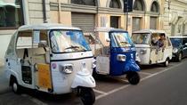 Tuk Tuk tour in the centre of Cagliari, Cagliari, Tuk Tuk Tours