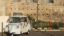 Tuk Tuk tour of Cagliari 4 districts and Castle of San Michele, Cagliari, Attraction Tickets