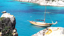 Vintage Sailboat Trip to Archipelago La Maddalena from Baia Sardinia, Olbia, Day Cruises