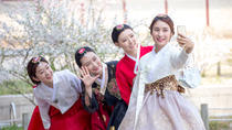 Gyeongbokgung Palace Hanbok Rental Experience in Seoul, Seoul, Cultural Tours
