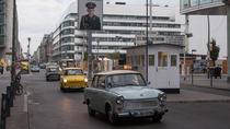 2-Hour Trabant Vintage Car Rental in Berlin, Berlin, Self-guided Tours & Rentals