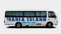Roundtrip Maria Island Shuttle Bus Hobart to Triabunna, Hobart, Airport & Ground Transfers