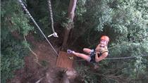 2.5-Hour Umgawa Zipline Tour on Langkawi, Langkawi, Private Sightseeing Tours