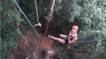 Umgawa Zipline Eco-Canopy Tour Langkawi Malaysia, Langkawi, Private Sightseeing Tours