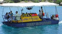 1.5-hour Glass Bottom Semi-Sub Port Vila Snorkel Tour , Port Vila, Snorkeling
