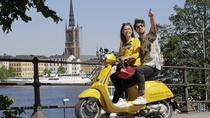Full-Day Self-Guided Vespa Rental in Stockholm, Stockholm, Vespa, Scooter & Moped Tours