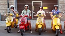 Stockholm Vespa Tour in Group - 2 hours, Stockholm, Vespa, Scooter & Moped Tours