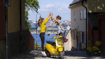 Stockholm Vespa Tour with GPS - 5 Hours, Stockholm, Vespa, Scooter & Moped Tours