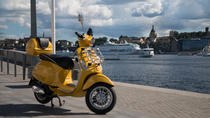 Vespa Self-Guided 5-Hour Tour in Stockholm, Stockholm, Vespa, Scooter & Moped Tours