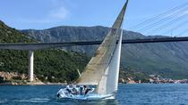 Sail, swim and snorkel on a sail yacht in Dubrovnik - active sailing experience, Dubrovnik, Sailing...