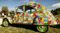 Zagreb Love Tour by Hippie Citroen 2CV, Zagreb, Private Sightseeing Tours