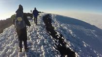 Climbing Mount Kilimanjaro : Machame Route, Arusha, Climbing