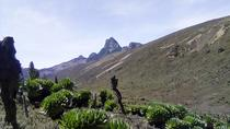 Mount Kenya Trekking Through Sirimoni-Chogoria Route, Nairobi, Multi-day Tours