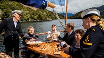 Champagne Sightseeing Cruise on Lake Te Anau, Te Anau, Day Cruises