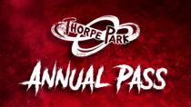 THORPE PARK Annual Pass, London
