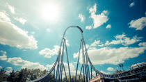 THORPE PARK Resort Admission Ticket with Meal Deal, London