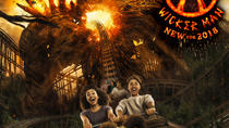 Alton Towers Season Pass, Birmingham, Theme Park Tickets & Tours