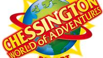 Chessington World of Adventures Resort Admission Ticket with Meal Deal, London, Theme Park Tickets ...