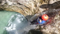 Half day canyoning in the Susec stream from Bovec, Bovec, Climbing